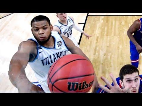 March Madness: Villanova vs. Michigan for NCAA Championship