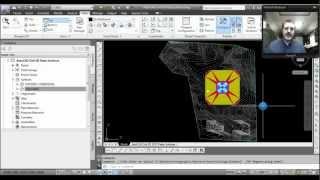 AutoCAD Civil 3D 2013 Paste Surfaces