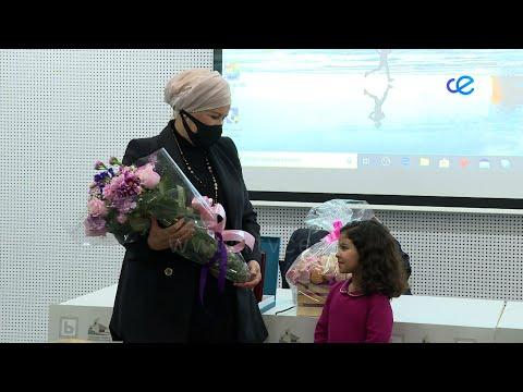 """Sabah Hamed recibe el Premio """"Vivencias"""" otorgado por Podemos"""