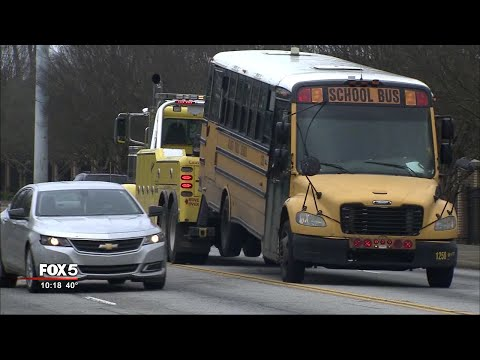 I-Team: Expensive Tows and Repair Cost for Atlanta School Buses