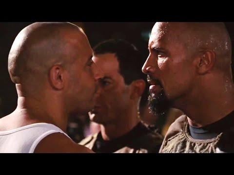 Fast Five - Dominic Toretto Vs Agent Luke Hobbs (2011)