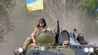 In Eastern Ukraine, Heavy Fighting Kills at Least 23