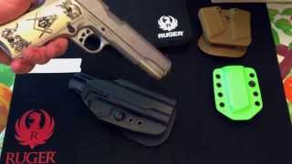 G-Code Kydex OSH-Holster for a 1911