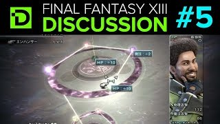 Crystarium and Weapon Upgrading - Final Fantasy XIII Discussion (Part 5)