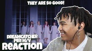 Baixar Dreamcatcher (드림캐쳐) 'PIRI' (피리) MV - REACTION   THEY ARE SO GOOD!