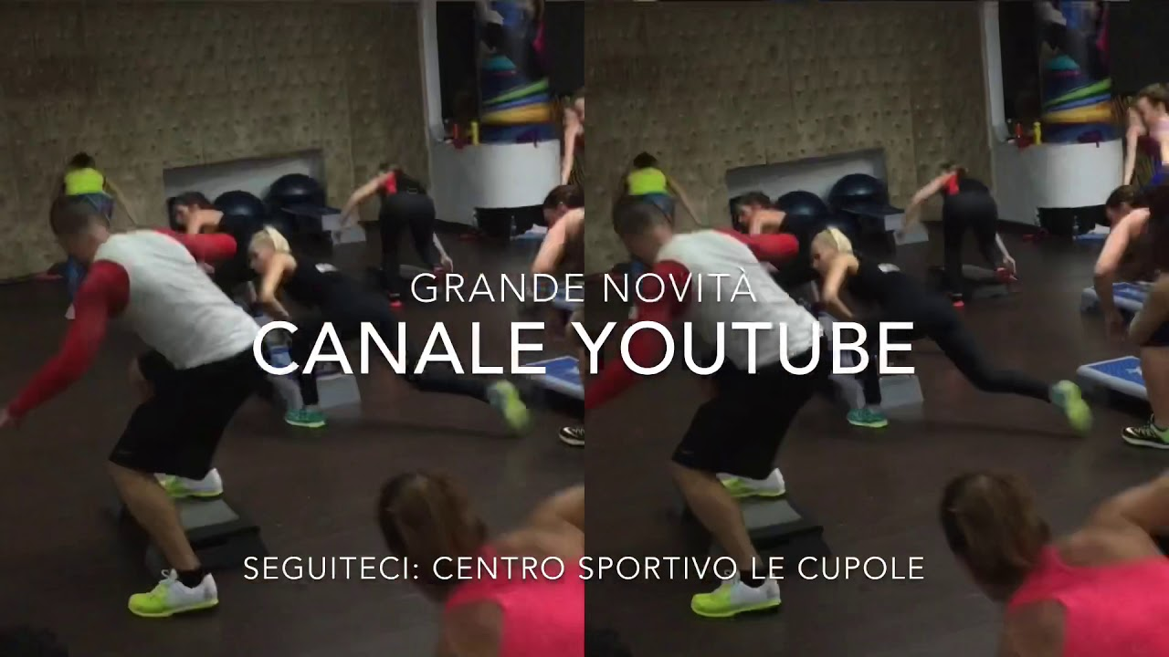 Benvenuto al nostro canale YouTube