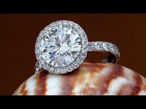 2017 Top 10 Ladies Diamond Wedding Ring Collection