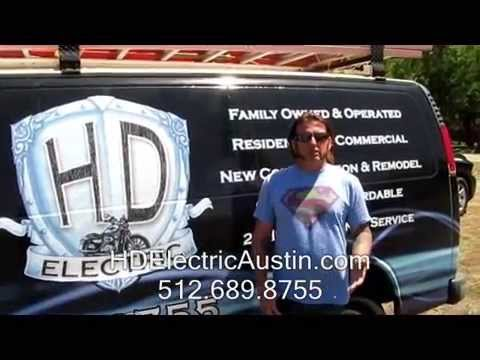 HD Electric -Residential & Commercial Electrical Contractors Austin, TX