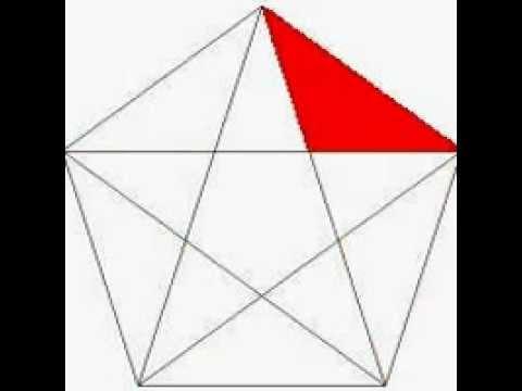 Cuantos triangulos hay en ste pent youtube for Cuantos codones existen