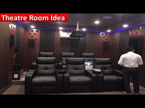 Small Home Theatre Room Ideas Youtube