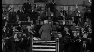 Elgar conducts Pomp and Circumstance March no.1