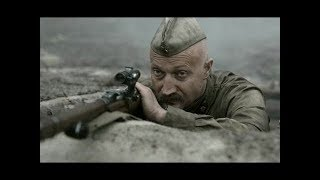 Фильмы про снайперов  Фильм про войну 1941 г  СНАЙПЕР 2015 Гоша Куценко