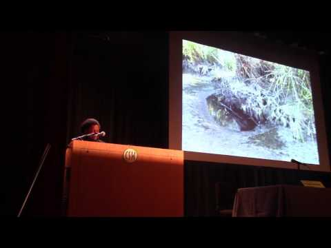 """Tyrone Hayes, """"From Silent Spring to Silent Night: A Tale of Toads and Men"""""""