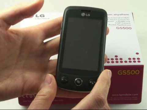 LG GS500 Cookie Plus Test Erster Eindruck