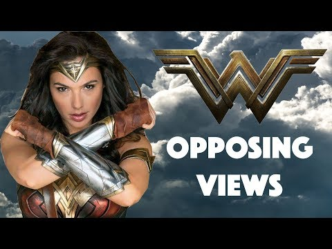 Wonder Woman: Opposing Views (Special Guest General Zod) | Ren and KC