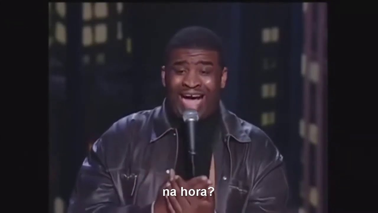 Patrice O'Neal - One Night Stand (Legendado)