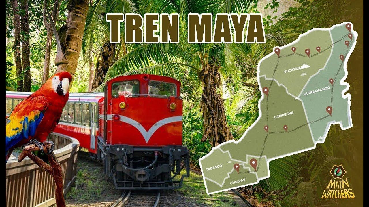 El Tren Maya homogeneizará la región: subsecretario