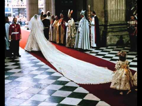 Wedding Fanfare For Prince Charles And Lady Diana Major A Richards