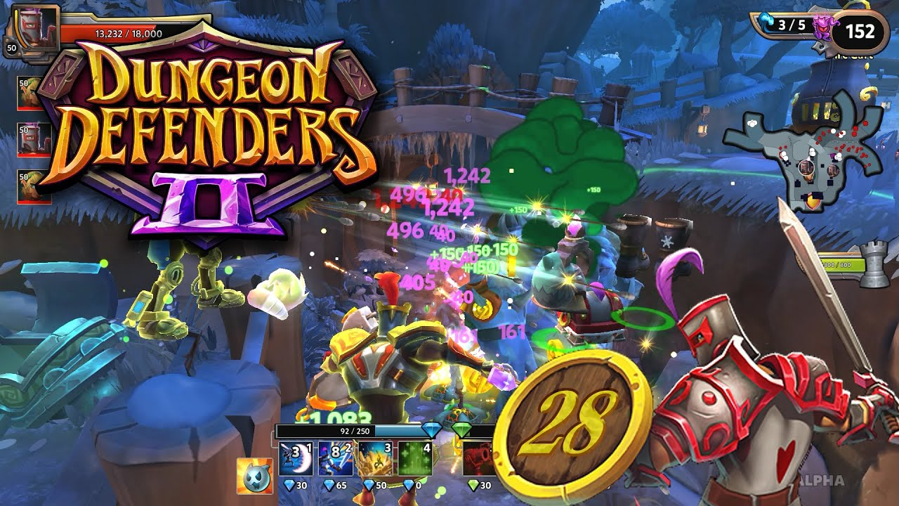 how to make dungeon defenders 2 multiplayer