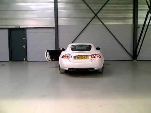 jaguar xk 4.2 v8 sound