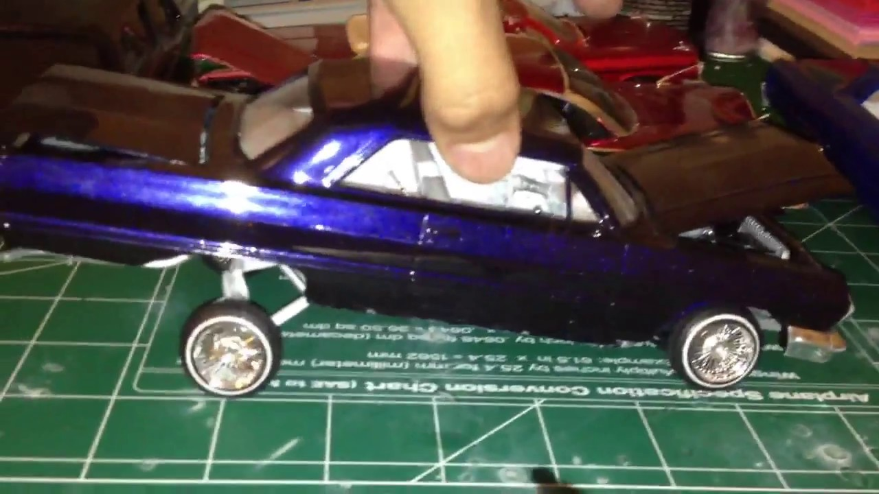 How To Remove Paint Out Of Model Cars