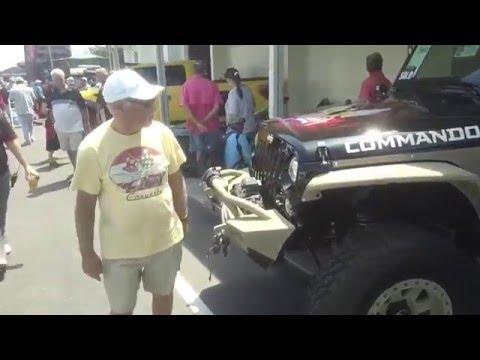 Inside 2016 Barrett-Jackson Classic Car Auction - Palm Beach, FL