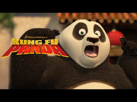 Po Can Read Your Mind!  NEW KUNG FU PANDA