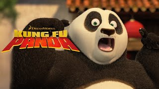 Po Can Read Your Mind! | NEW KUNG FU PANDA