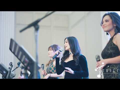Lagi Syantik-IIS DAHLIA feat TRULY ENTERTAINMENT (Baim Wong & Puala Wedding)