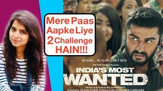 India's Most Wanted Movie REVIEW   Filmi Review   Deeksha Sharma
