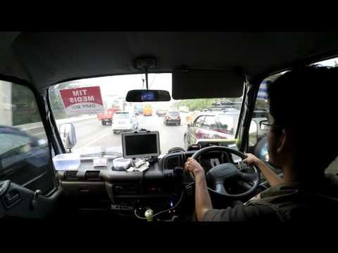 Ambulance Kafila Membawa Pasien Ke Rs Dharmais