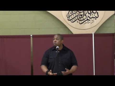 Amir Sulaiman ~ Def Poetry at Islamic Center of East Lansing