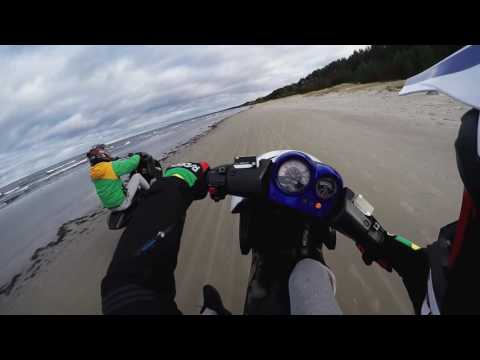 Best Day Of Summer #12 | Trip in beach | Sea | Stunting | Off-Roading