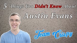 5 Things You Didn't Know About Austin Evans, But Need To... Watch Tech YouTuber Facts