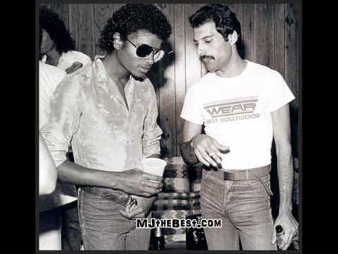 Queen Vs Michael Jackson - Another Billie Jean