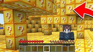 відео майнкрафт як зробити блоки