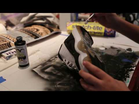 How To Apply Angelus Sole Bright