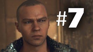 Detroit Become Human Part 7 - Jericho - Gameplay Walkthrough PS4 Pro 4K