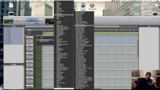 Maschine 2 / Pro Tools Workflow