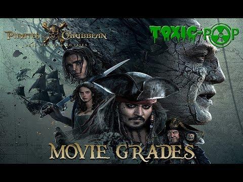 Pirates of the Caribbean:Dead Men Tell No Tales | Movie Grades