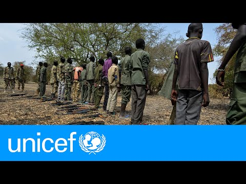 Ishmael Beah's message of hope for former child soldiers | UNICEF