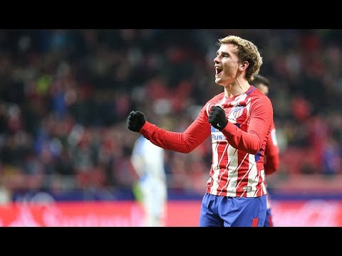 Antoine Griezmann - All 103 Goals for Atlético Madrid - HD Mp3