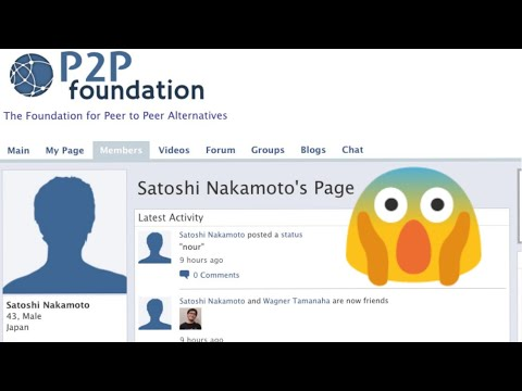 "Satoshi Nakamoto Just Say ""Nour"" After 5 Years..!"