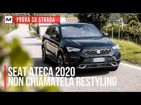 SEAT ATECA 2020   PROVA SU STRADA del rinnovato SUV spagnolo, non un semplice restyling