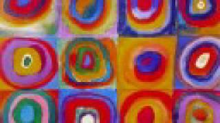 Thru The Ozone showcases the art of Russian-born Wassily Kandinsky....