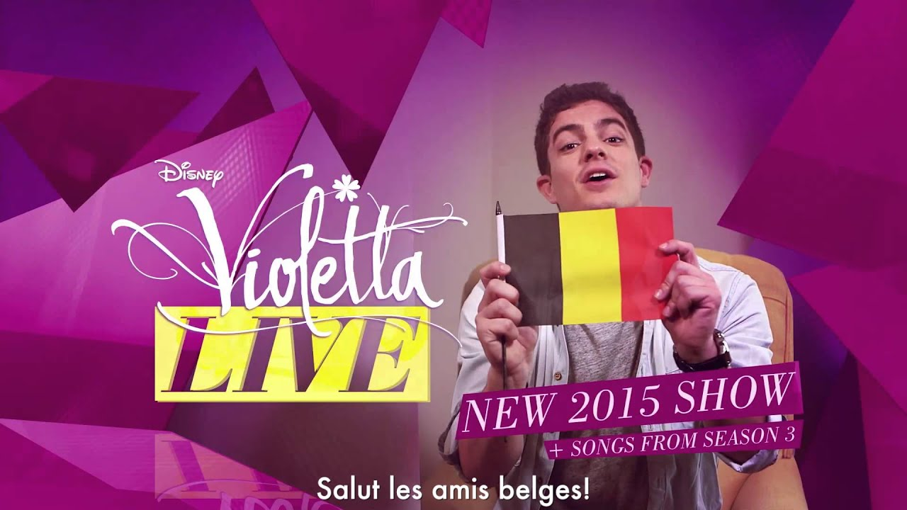 Message de facundo violetta live violetta disney - Violetta disney channel ...