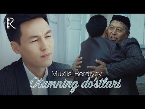 Muxlis Berdiyev - Otamning do'stlari | Мухлис Бердиев - Отамнинг дустлари #UydaQoling