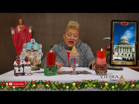 Predicciones 2018 Por la psiquica Vieira