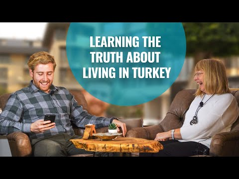 Q&A about life in Turkey with an English citizen