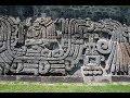 Samael Aun Weor visita Xochicalco y comenta la simbología del Templo de Quetzalcoatl